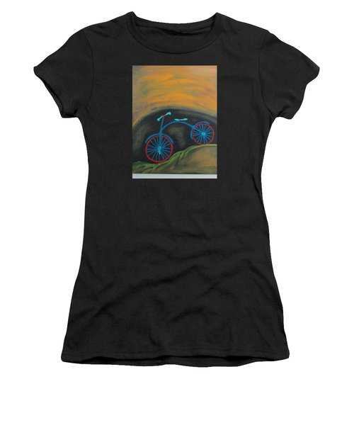 Just Roamin Women's T-Shirt (Athletic Fit)