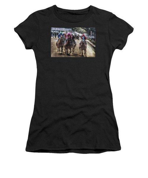 Just Starting Women's T-Shirt