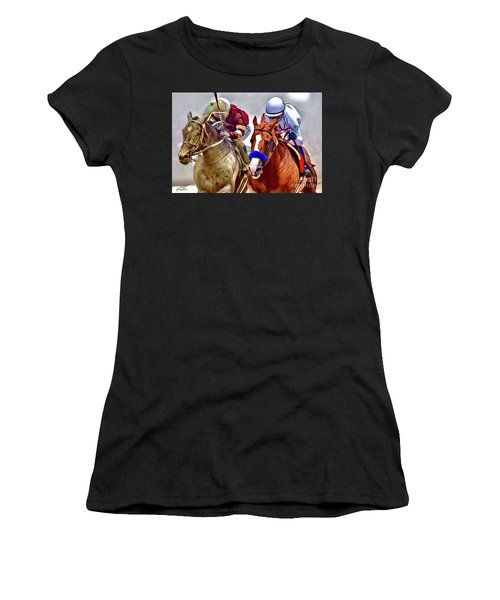 Justify In The Lead Women's T-Shirt