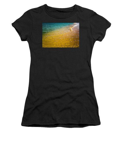Kaanapali Beach Women's T-Shirt