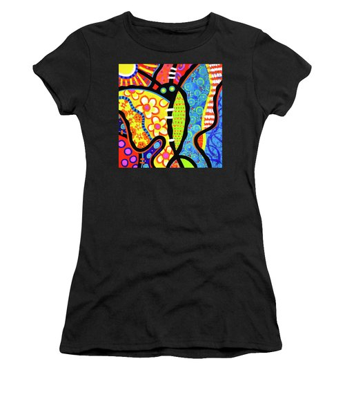 Kaleidoscope Butterfly Women's T-Shirt