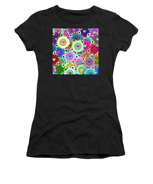 Kaleidoscope Women's T-Shirt