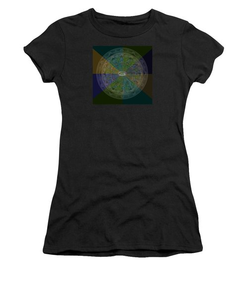 Kaleidoscope Eye Women's T-Shirt