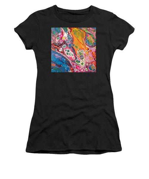 Kaleidoscope Revisited Women's T-Shirt