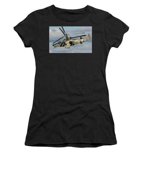 Kamov Ka-50 Women's T-Shirt