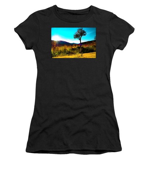 Kancamagus Sunset Women's T-Shirt