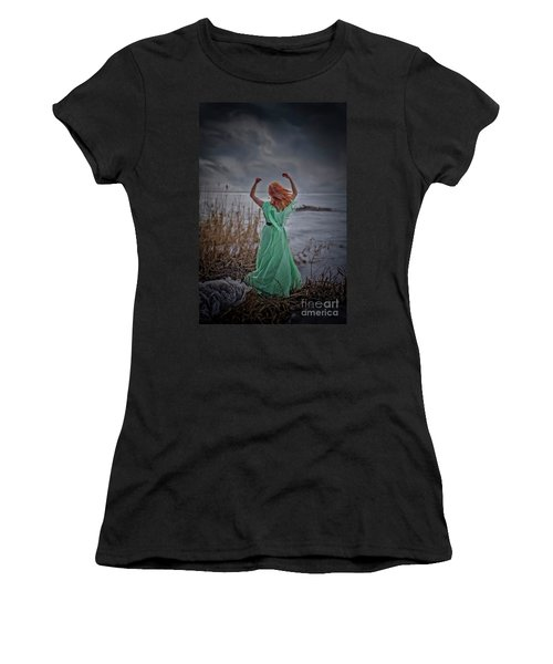 Katharsis Series 3/3 Release Women's T-Shirt (Athletic Fit)