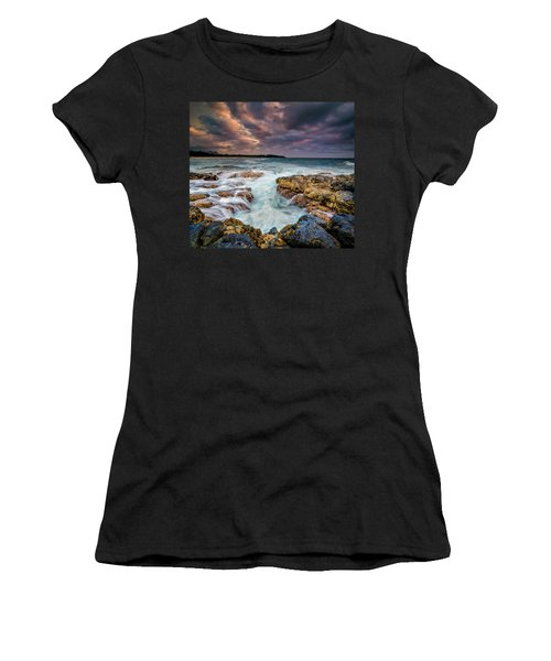Kauai Ocean Rush Women's T-Shirt