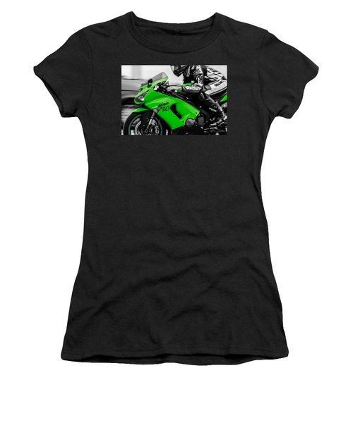 Kawasaki Ninja Zx-6r Women's T-Shirt