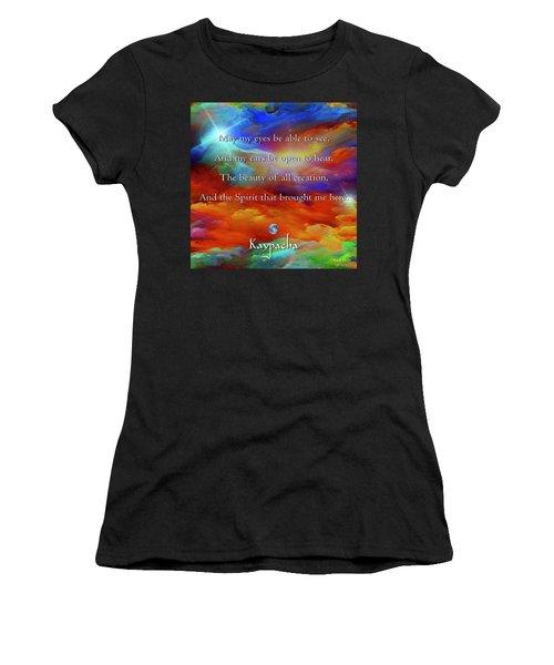 Kaypacha August 17,2016 Women's T-Shirt