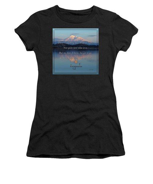 Kaypacha - February 15, 2017 Women's T-Shirt