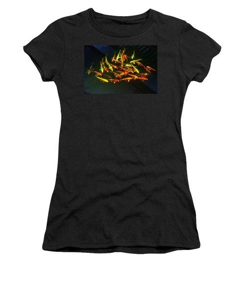 Kcsd Koi 6 2016 Women's T-Shirt (Athletic Fit)