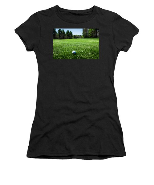 Keep Your Eye On The Ball Women's T-Shirt