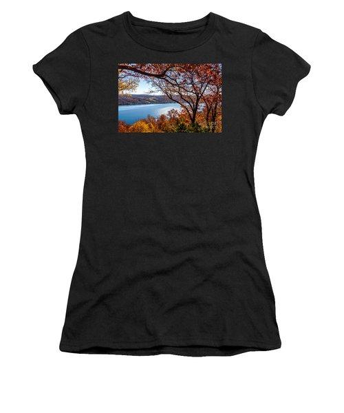 Keuka Lake Vista Women's T-Shirt