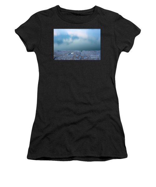 Key On The Lake Shore Women's T-Shirt