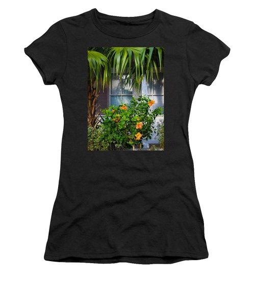 Key West Garden Women's T-Shirt