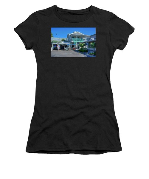 Key West Tackle Women's T-Shirt (Athletic Fit)