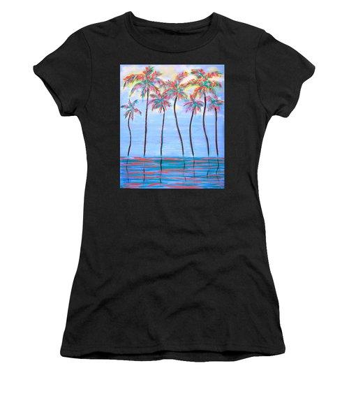 Keys Vision Women's T-Shirt (Athletic Fit)