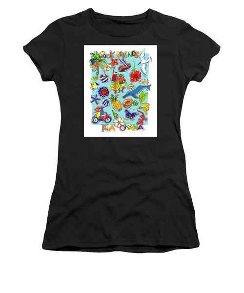 Kia Orana Cook Islands Women's T-Shirt