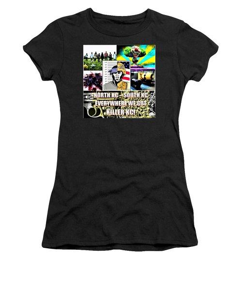 Killer Kc Women's T-Shirt (Athletic Fit)
