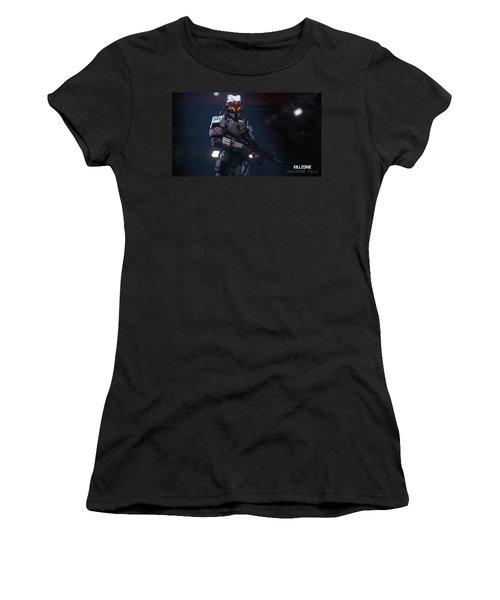 Killzone Shadow Fall Women's T-Shirt