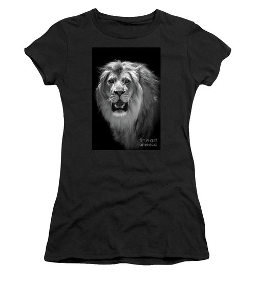 King Of The Jungle Women's T-Shirt