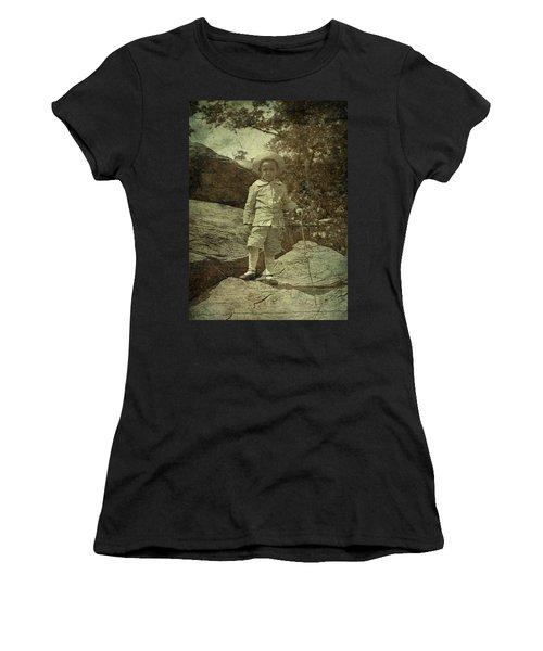 King Of The Mountaintop Women's T-Shirt