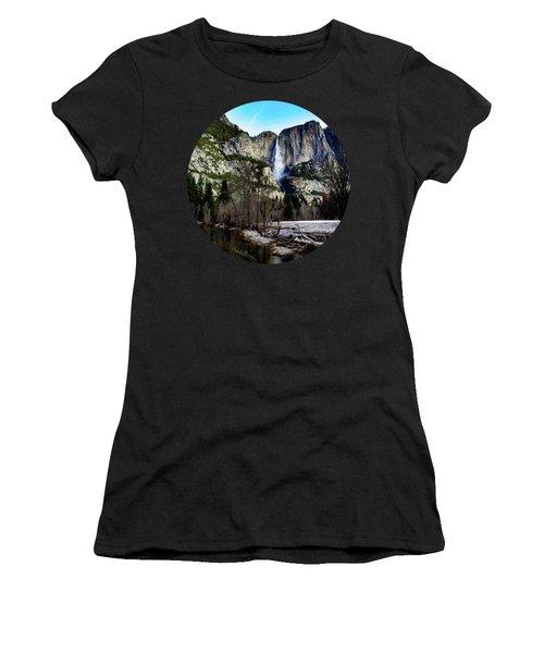 King Of Waterfalls Women's T-Shirt