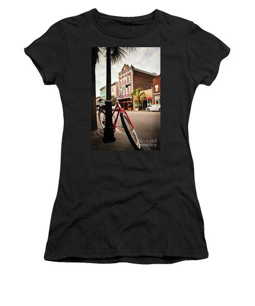 King Street Charleston Sc  -7436 Women's T-Shirt