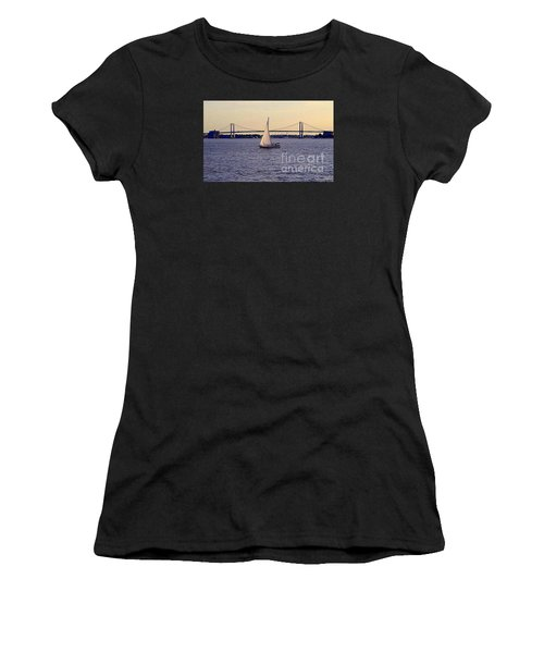 Kings Point, Usmma Women's T-Shirt (Athletic Fit)