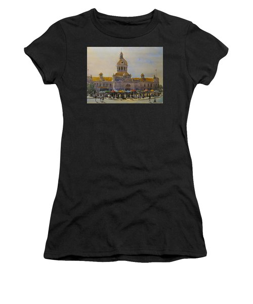 Kingston-city Hall Market Morning Women's T-Shirt