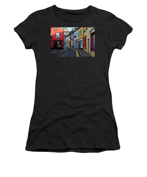 Kinsale Street Women's T-Shirt (Athletic Fit)