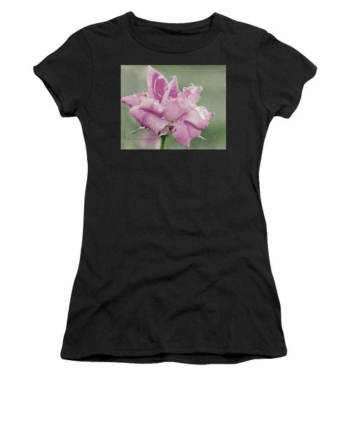 Kissed By The Rain Women's T-Shirt