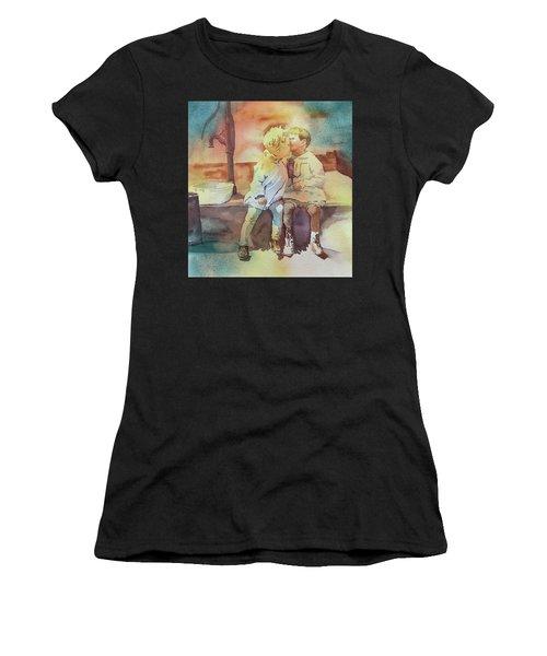 Kissing Cousins Women's T-Shirt