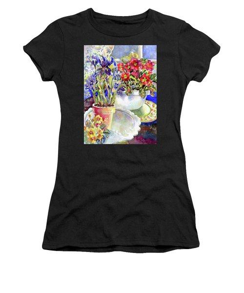 Kitchen Primrose I Women's T-Shirt