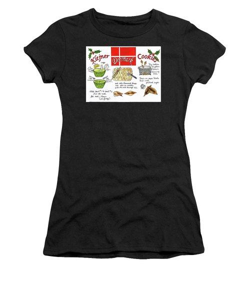 Klejner Cookies Women's T-Shirt (Athletic Fit)