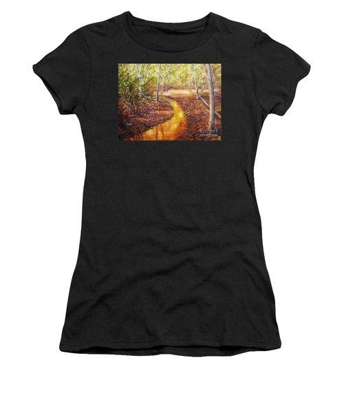 Knob Creek Women's T-Shirt (Athletic Fit)