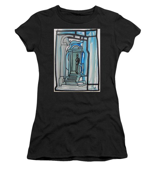 Knocking On Heaven's Door Women's T-Shirt
