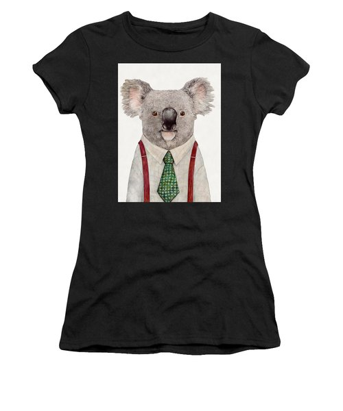 Koala Women's T-Shirt (Athletic Fit)