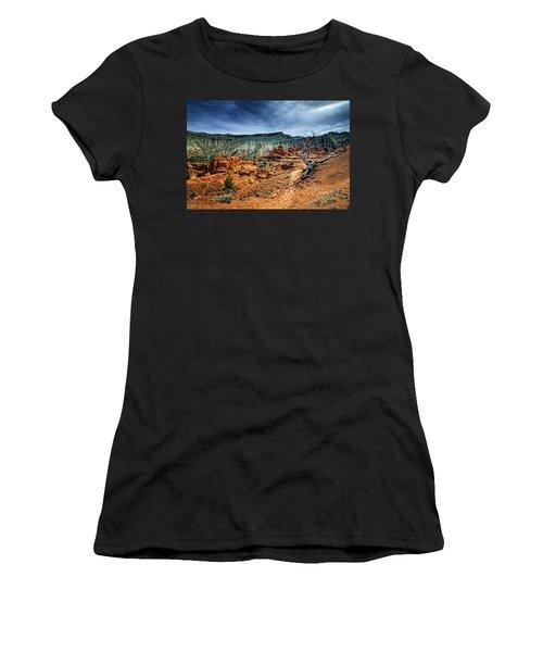 Kodachrome Basin Afternoon Women's T-Shirt