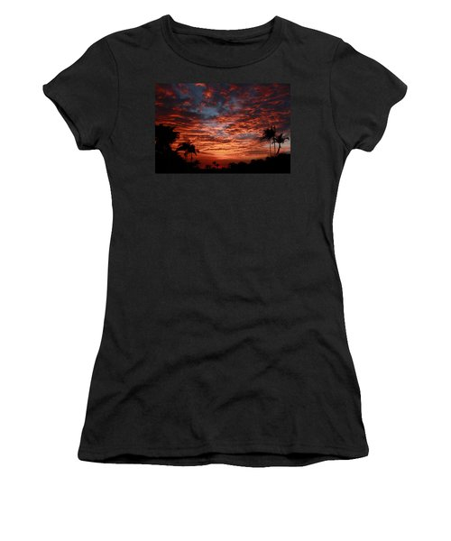 Kona Fire Sky Women's T-Shirt