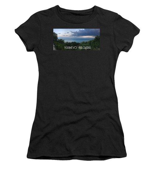 Kranevo Bulgaria Women's T-Shirt