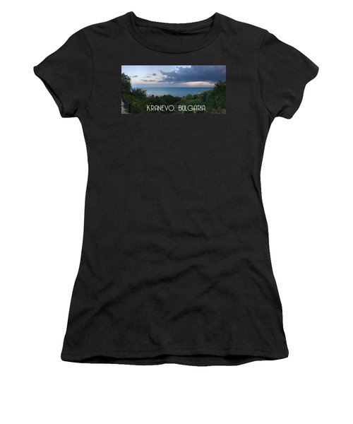 Kranevo Bulgaria Women's T-Shirt (Athletic Fit)
