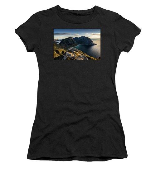 Kvalvika Beach Women's T-Shirt