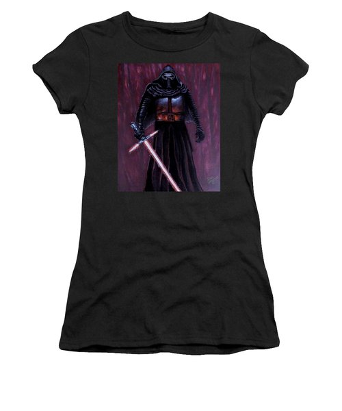 Kylo In Red Women's T-Shirt