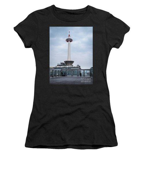 Kyoto Tower, Japan Women's T-Shirt