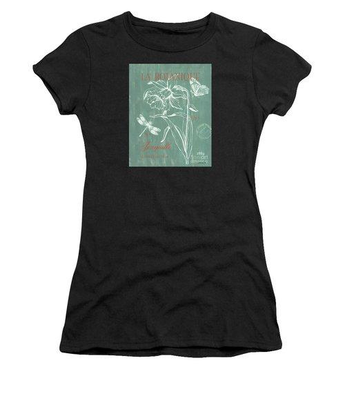 La Botanique Aqua Women's T-Shirt