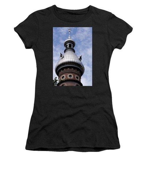 La Cupola Women's T-Shirt (Junior Cut) by Ivete Basso Photography