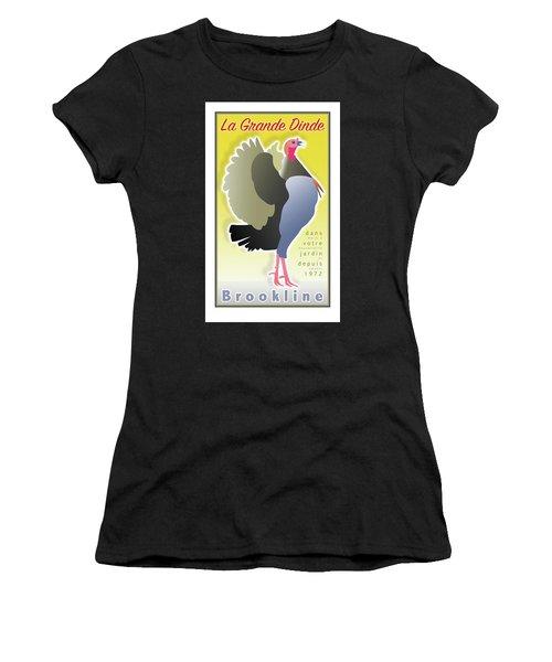 La Grande Dinde Women's T-Shirt
