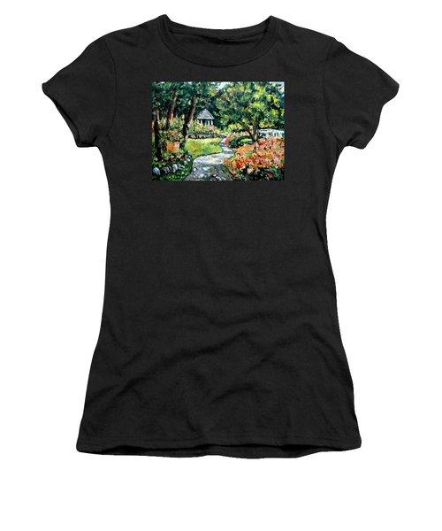La Paloma Gardens Women's T-Shirt